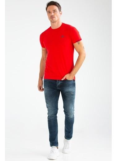Speedlife Pour Erkek Tişört Kırmızı